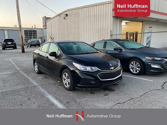 2018 Chevrolet Cruze LS for sale in Frankfort, KY