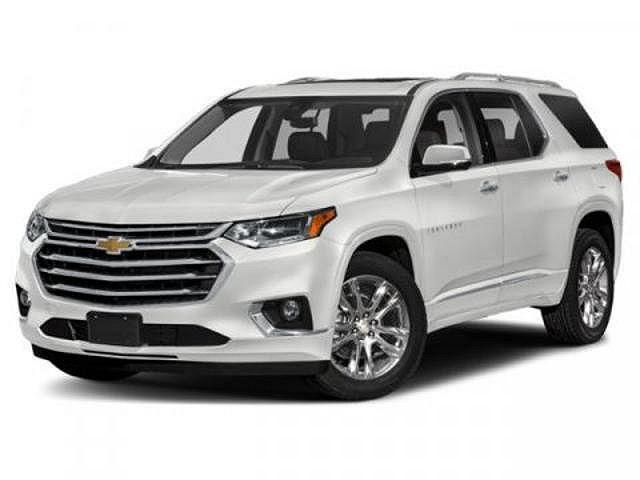 2018 Chevrolet Traverse High Country for sale in Killeen, TX