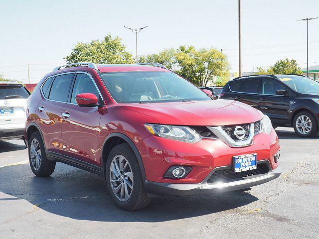 2016 Nissan Rogue SL for sale in Carol Stream, IL