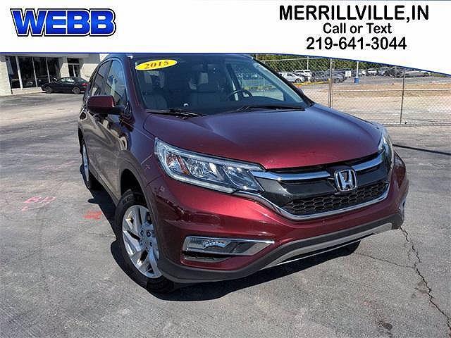 2015 Honda CR-V EX-L for sale in Merrillville, IN