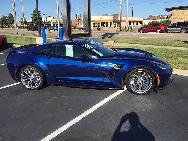 2017 Chevrolet Corvette Z06 3LZ for sale in Lansing, IL