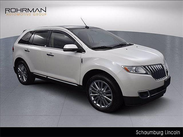 2014 Lincoln MKX AWD 4dr for sale in Schaumburg, IL
