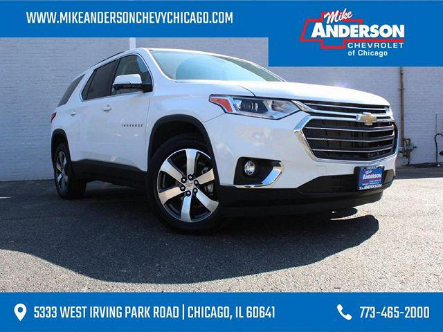 2020 Chevrolet Traverse LT Leather for sale in Chicago, IL