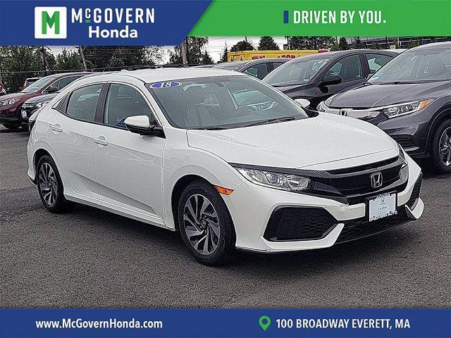 2018 Honda Civic Hatchback LX for sale in Everett, MA