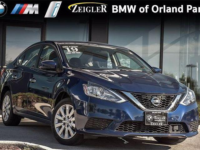 2019 Nissan Sentra S for sale in Orland Park, IL