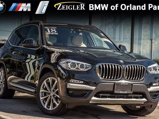 2018 BMW X3 xDrive30i for sale in Orland Park, IL
