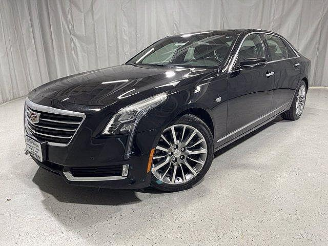 2018 Cadillac CT6 Luxury AWD for sale in Chicago, IL
