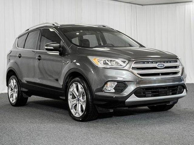 2018 Ford Escape Titanium for sale in Manassas, VA