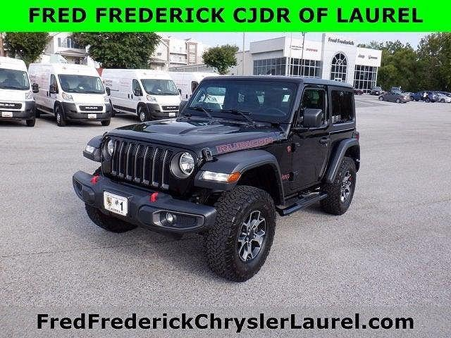2019 Jeep Wrangler Rubicon for sale in Laurel, MD