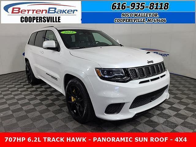 2018 Jeep Grand Cherokee Trackhawk for sale in Coopersville, MI