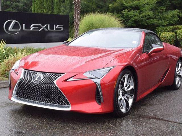2021 Lexus LC LC 500 for sale in Fife, WA