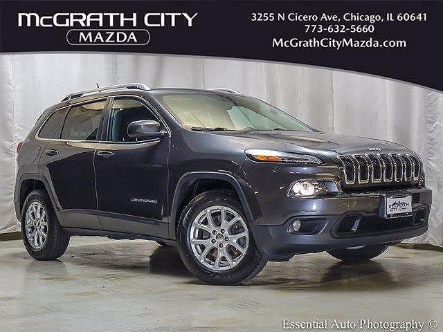 2015 Jeep Cherokee Latitude for sale in Chicago, IL