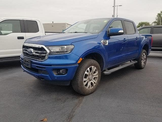 2020 Ford Ranger LARIAT for sale in Schenectady, NY