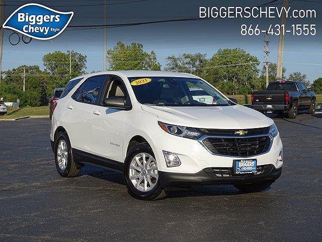 2021 Chevrolet Equinox LS for sale in Elgin, IL