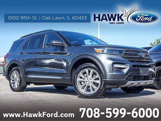 2020 Ford Explorer XLT for sale in Oak Lawn, IL