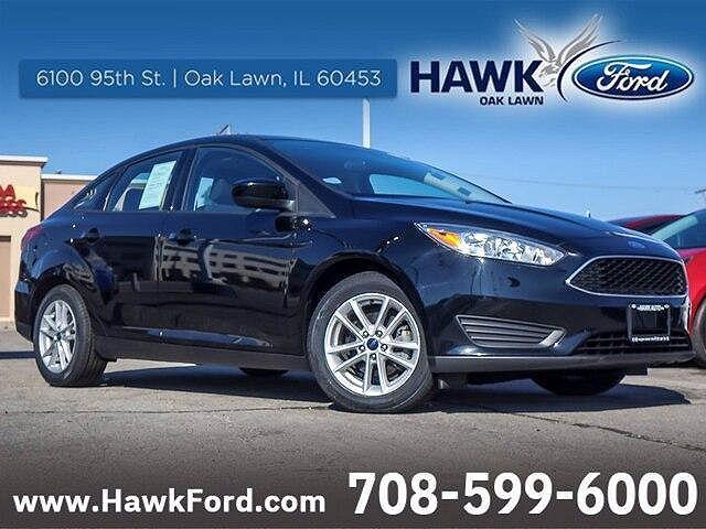 2018 Ford Focus SE for sale in Oak Lawn, IL