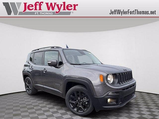 2017 Jeep Renegade Altitude for sale in Fort Thomas, KY