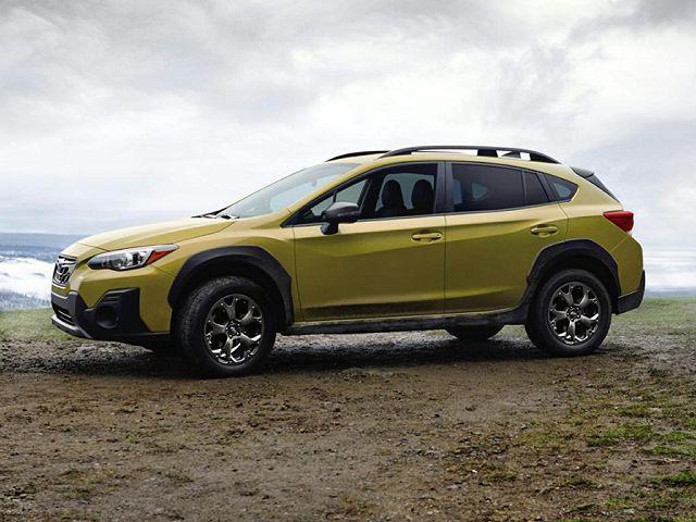 2021 Subaru Crosstrek Premium for sale in Norton, OH