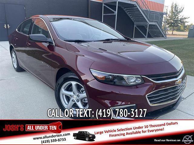 2016 Chevrolet Malibu LS for sale in Elida, OH