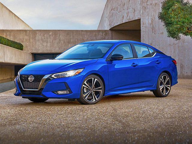 2021 Nissan Sentra SR for sale in Suitland, MD