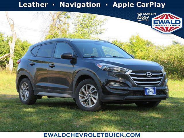 2018 Hyundai Tucson SEL for sale in Oconomowoc, WI