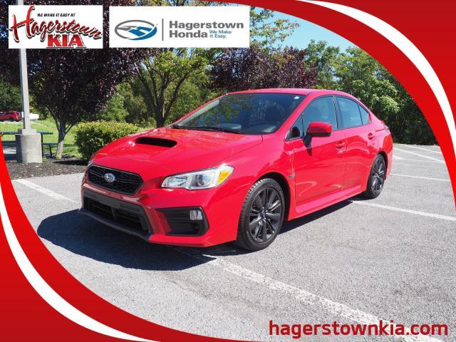 2020 Subaru WRX Manual for sale in Hagerstown, MD