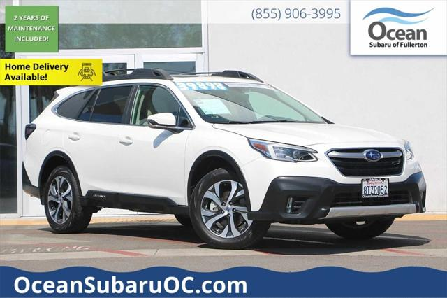 2021 Subaru Outback Limited XT for sale in Fullerton, CA