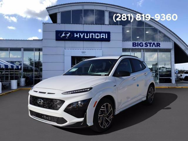 2022 Hyundai Kona N Line for sale in FRIENDSWOOD, TX