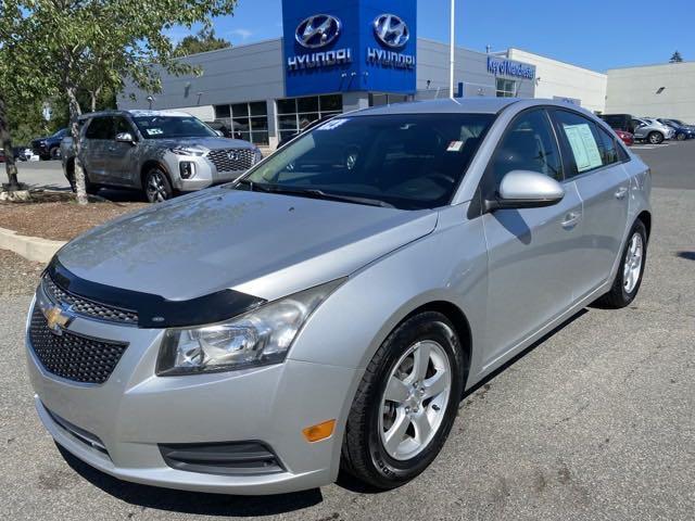 2014 Chevrolet Cruze 1LT for sale in VERNON, CT
