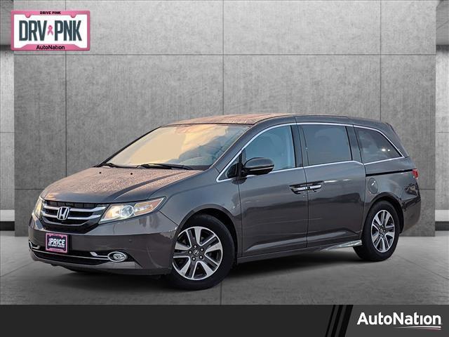 2014 Honda Odyssey Touring for sale in Corpus Christi, TX