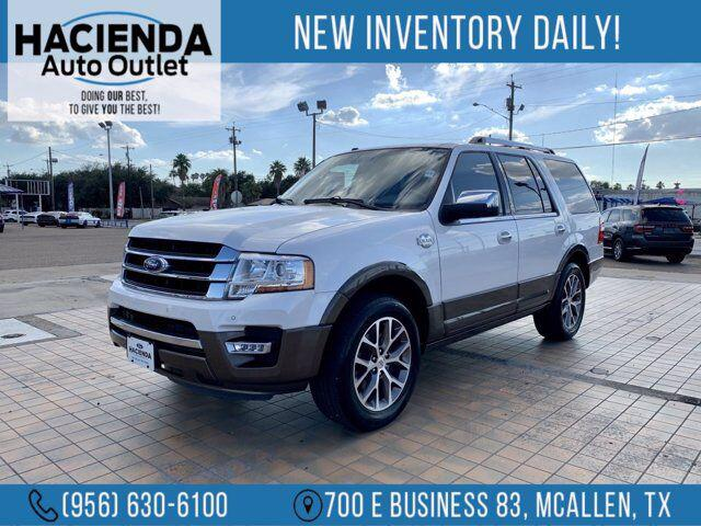 2017 Ford Expedition King Ranch for sale in McAllen, TX