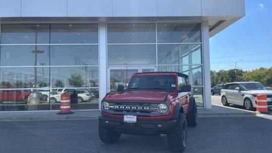 2021 Ford Bronco Big Bend for sale in Marlow Heights, MD