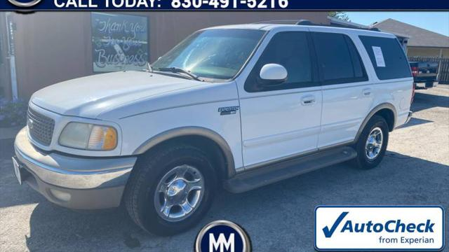 2001 Ford Expedition Eddie Bauer for sale in Seguin, TX