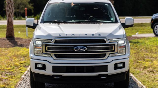 2020 Ford F-150 Limited for sale in Pawleys Island, SC