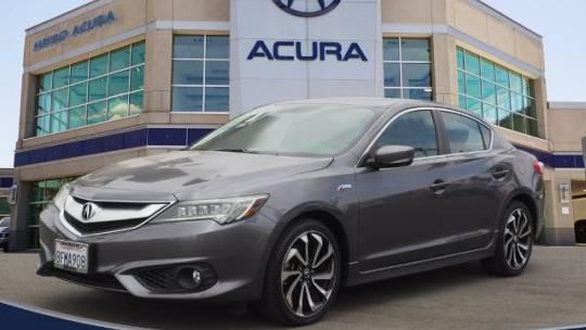 2018 Acura ILX w/Premium/A-SPEC Pkg for sale in Montclair, CA