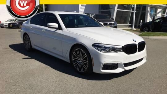 2018 BMW 5 Series 540i for sale in Salinas, CA