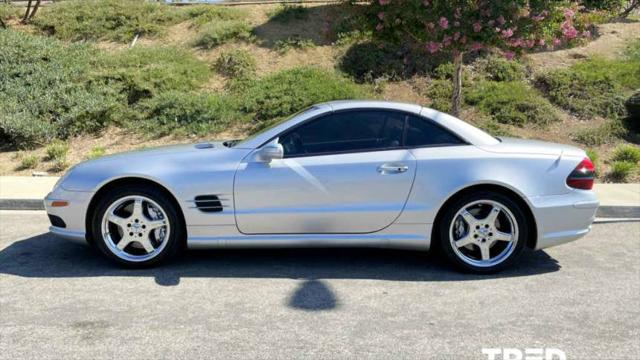 2004 Mercedes-Benz SL-Class AMG for sale in Thousand Oaks, CA