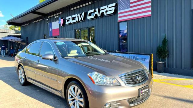 2009 INFINITI M35 4dr Sdn RWD for sale in Houston, TX