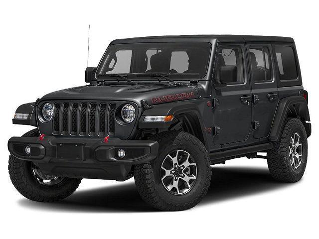 2020 Jeep Wrangler Recon for sale in Clinton Township, MI