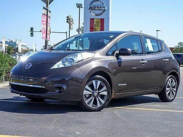 2016 Nissan LEAF for sale near Niles, IL