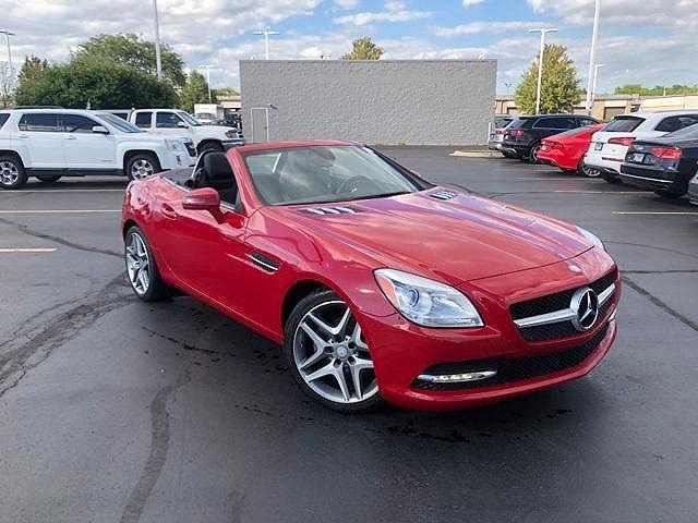 2013 Mercedes-Benz SLK-Class for sale near Naperville, IL