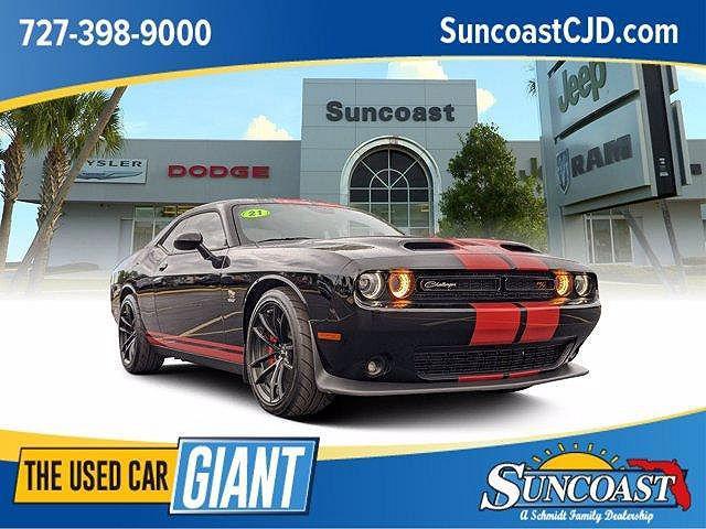 2021 Dodge Challenger R/T Scat Pack for sale in Seminole, FL