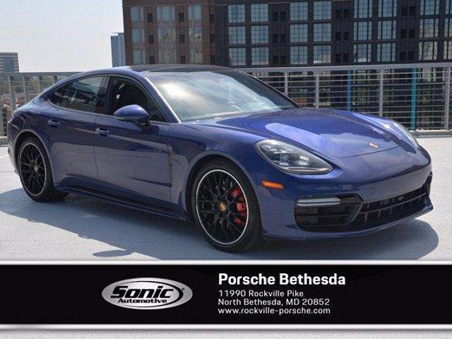 2020 Porsche Panamera GTS for sale in North Bethesda, MD