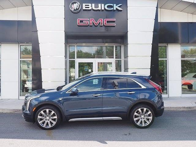 2019 Cadillac XT4 AWD Premium Luxury for sale in Martinsburg, WV