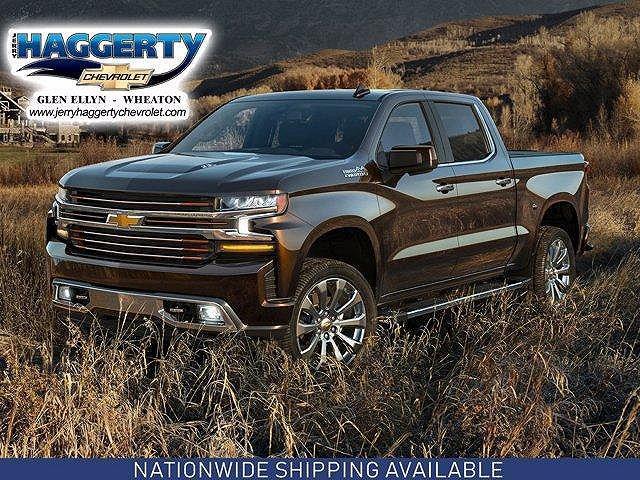2019 Chevrolet Silverado 1500 High Country for sale in Glen Ellyn, IL