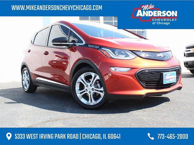 2021 Chevrolet Bolt EV LT for sale in Chicago, IL