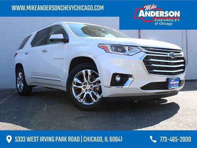 2020 Chevrolet Traverse High Country for sale in Chicago, IL
