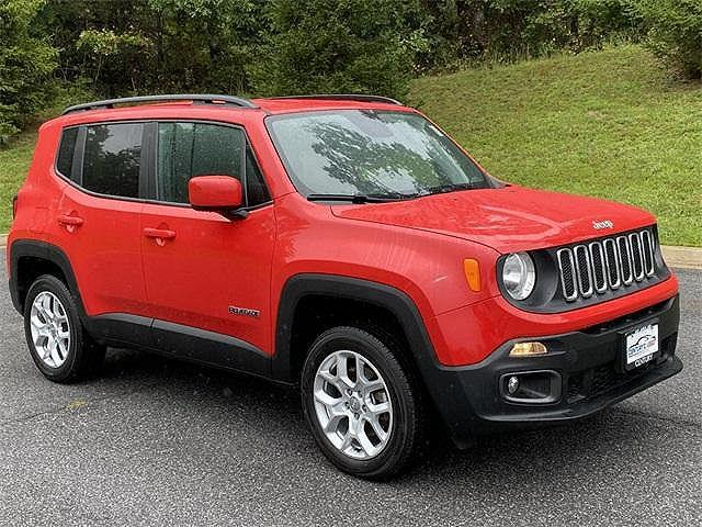 2018 Jeep Renegade Latitude for sale in Mount Airy, MD