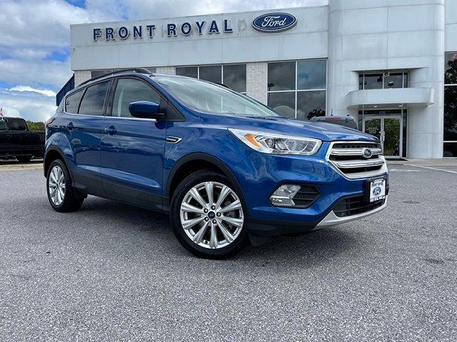 2019 Ford Escape SEL for sale in Front Royal, VA