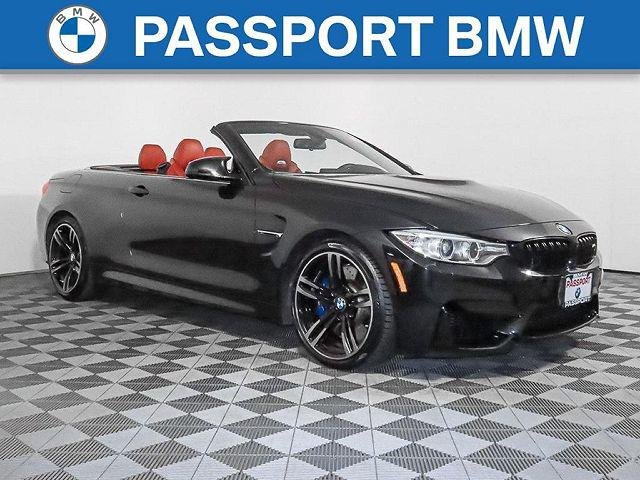 2016 BMW M4 2dr Conv for sale in Marlow Heights, MD